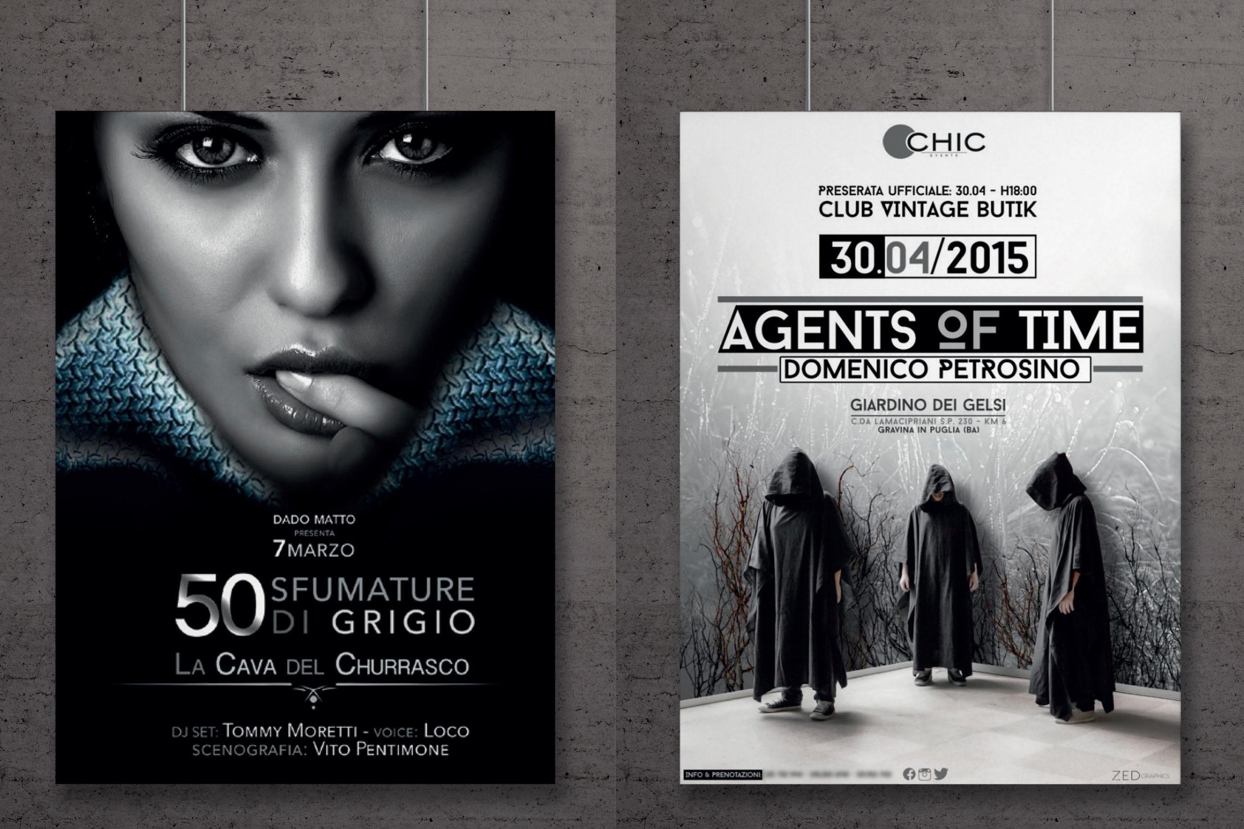CHIC Events & Project X – Puglia, IT / 2014-2016