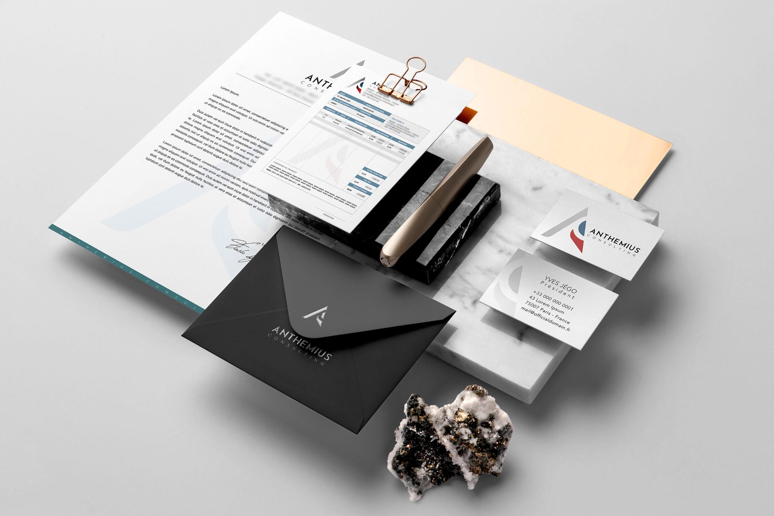 Anthemius Consulting – Paris, FR / DEC 2019